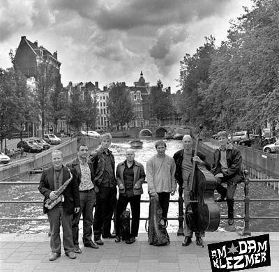 Amsterdam-Klezmer-B…